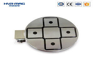 小型车床专用电永磁吸盘