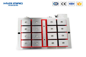 CNC加工中心电永磁吸盘