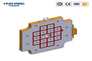 注塑机电永磁快速换模系统