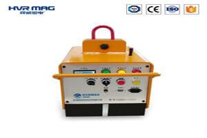 悍威联吊充电式电永磁铁|联吊型蓄电池式电永磁铁