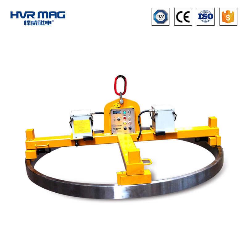 特殊型材用电永磁起重器