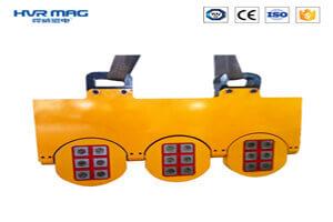 侧吊型电永磁起重器