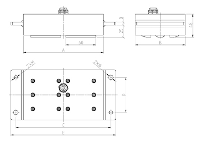 焊接工装夹具|电控永磁夹具-悍威磁电科技有限公司
