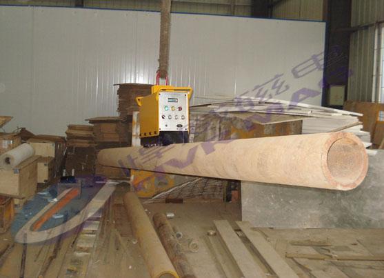 电池式电永磁起重器_悍威蓄电池式电永磁吊具,最简单、高效的钢管吊运方式