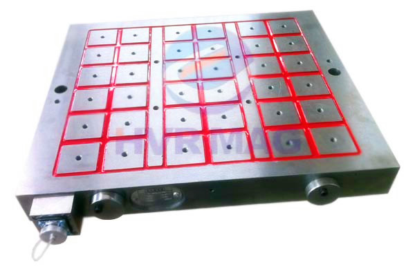 永磁式电控吸盘