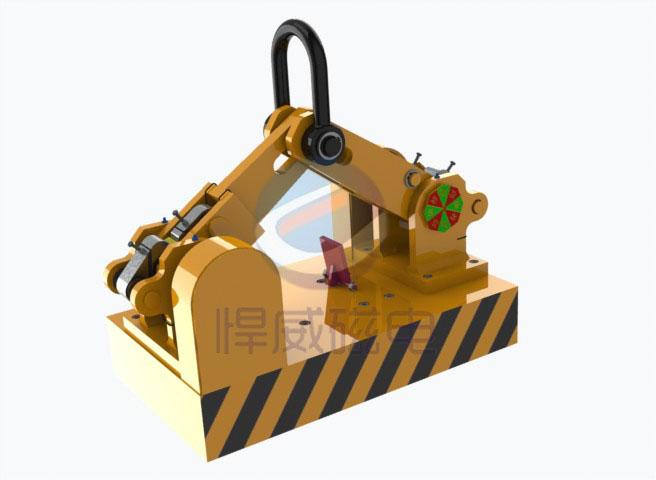 HLM3自动永磁起重器
