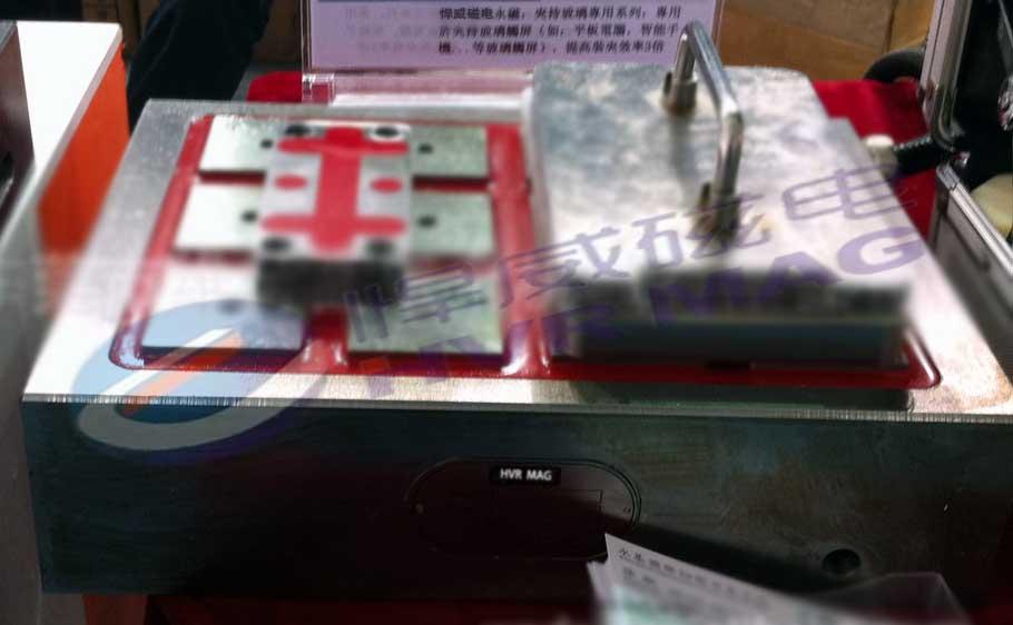面板玻璃加工用吸盘