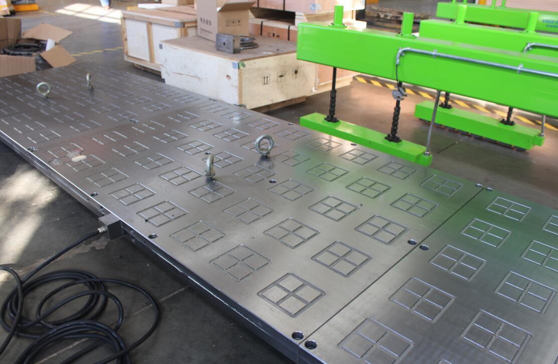 大型平面磨床电永磁吸盘